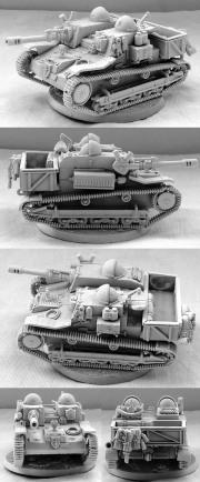 sentinel tankette 1